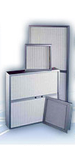 Cleanroom Filtration & HEPA Filters